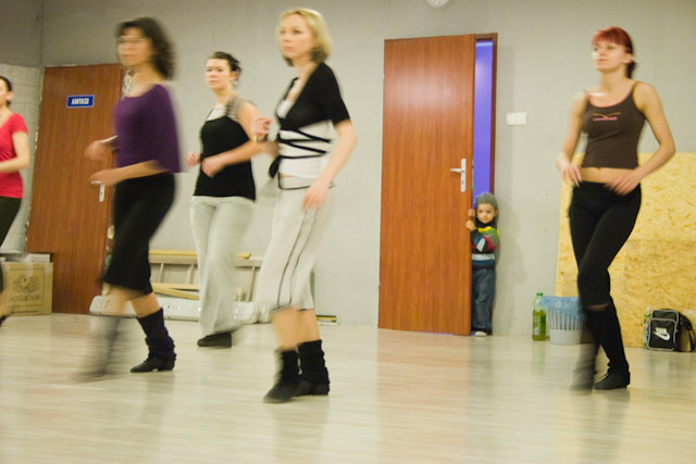 UDZ - Tańcz w Wielkim mieście! Warsztaty z Anią Chagowską za nami!