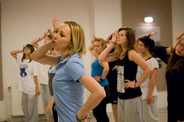 UDZ - Tańcz w Wielkim mieście! Relacja z Dni Otwartych Szkoły tańca UDZ!