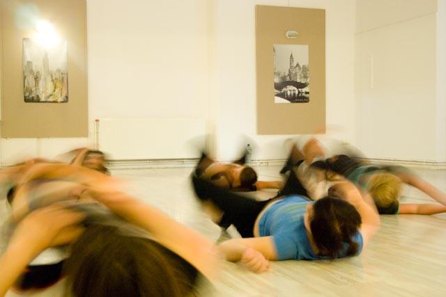 UDZ - Tańcz w Wielkim mieście! Relacja z warsztatów z Jazzu i Salsy Ladies Styling