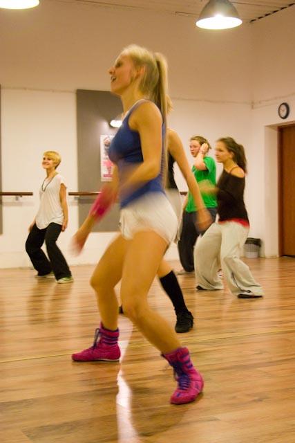 UDZ - Tańcz w Wielkim mieście! Relacja z warsztatów DanceHall i Samby Brazylijskiej