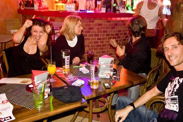 UDZ - Tańcz w Wielkim mieście! BOMBA w Mojito! 22.10.2009 - Relacja