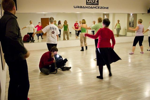"""UDZ - Tańcz w Wielkim mieście! """"Taniec Różowej Wstążki"""" - Relacja"""