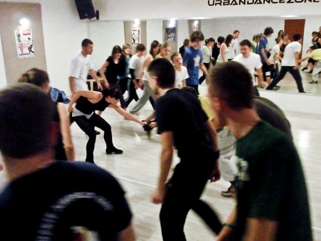 UDZ - Tańcz w Wielkim mieście! Po pierwszych zajęciach 'Tańcz jak Michael Jackson'