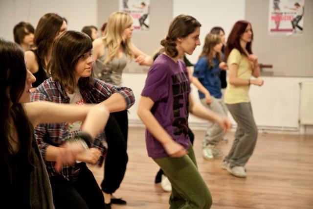 UDZ - Tańcz w Wielkim mieście! Prawdziwe oblężenie UDZ - Relacja z Dnia Otwartego Street & Stage