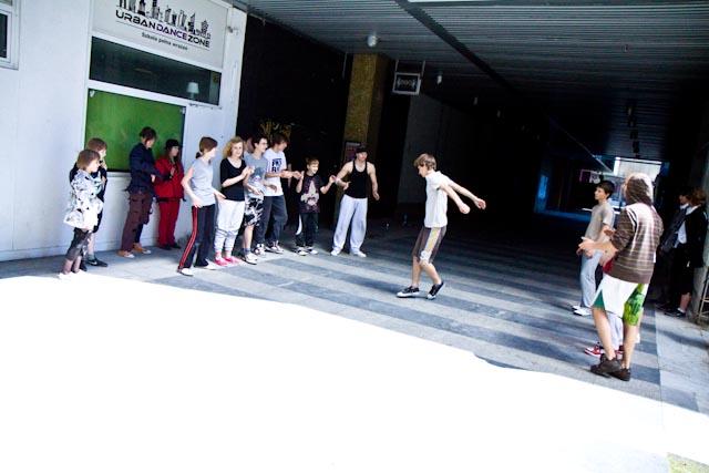 UDZ - Tańcz w Wielkim mieście! Co się dzieje na próbach do Spektaklu Wehikuł Czasu??