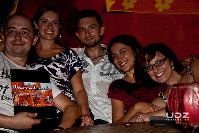 UDZ - Tańcz w Wielkim mieście! Metamorfozy z Radiem Parada i UDZ w klubie Marrakesh