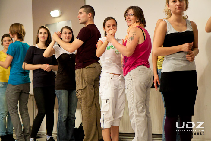 UDZ - Tańcz w Wielkim mieście! Relacja  z Dnia Otwartego Technik w Parach