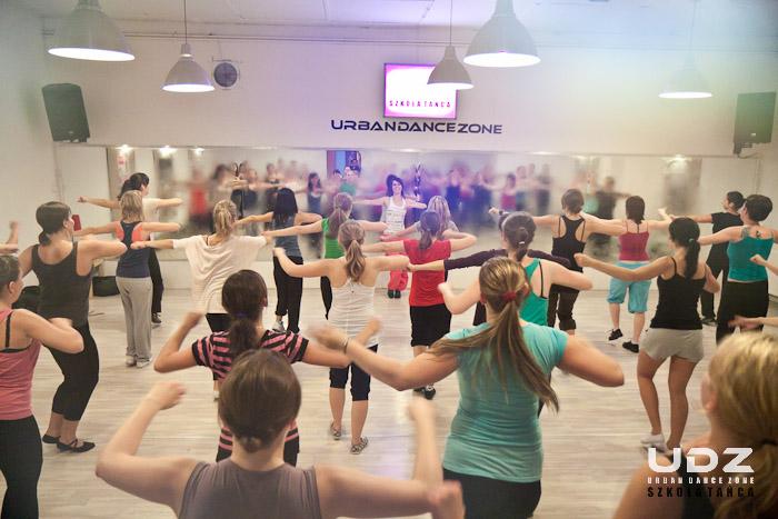 UDZ - Tańcz w Wielkim mieście! Relacja z Lejdis Day - Kobiety wiedzą co dobre.