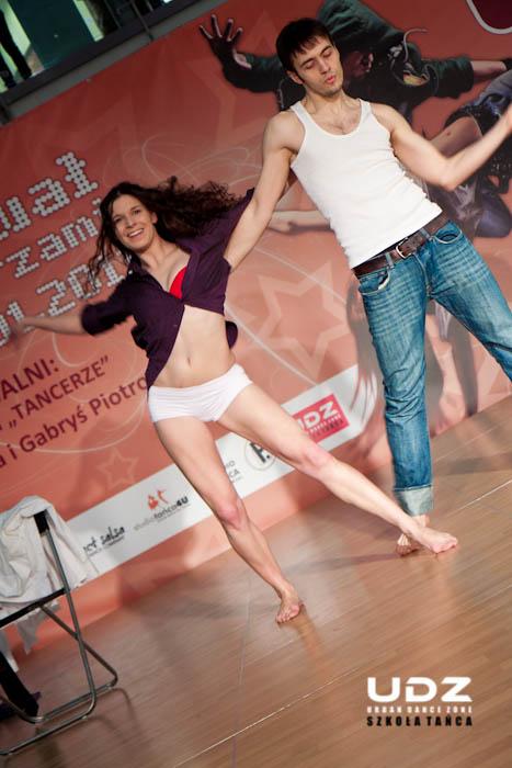 UDZ - Tańcz w Wielkim mieście! Weekend z tańcem w Galerii Łódzkiej - Relacja