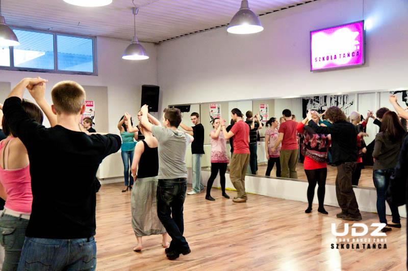 UDZ - Tańcz w Wielkim mieście! Salsa, Kizomba, ... czyli Dzień Otwarty dla par - Relacja