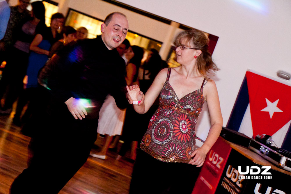 UDZ - Tańcz w Wielkim mieście! Cuban Party z DJ Tresormanem - Relacja