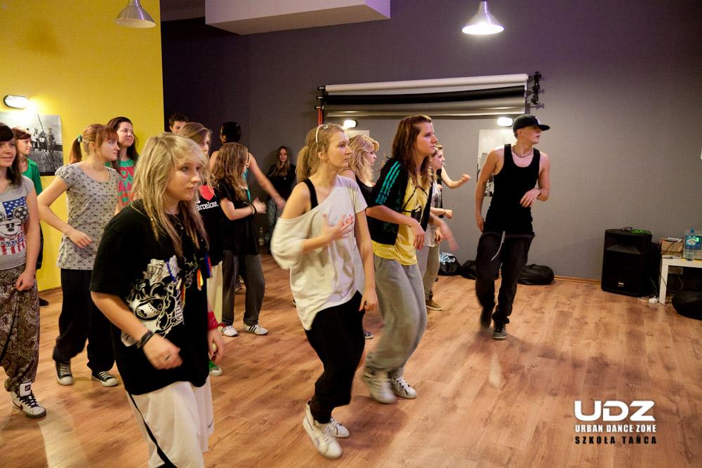 UDZ - Tańcz w Wielkim mieście! Dni Otwarte - Relacja