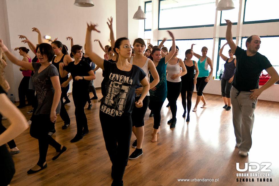 UDZ - Tańcz w Wielkim mieście! Setki zdolnych kobiet na parkiecie! Relacja z Lejdis Day w UDZ