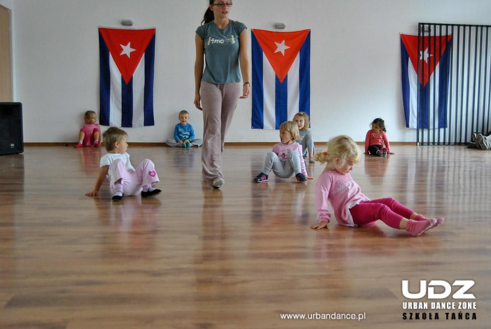 UDZ - Tańcz w Wielkim mieście! Relacja z Dni Otwartego z technikami Streetowymi, Scenicznymi oraz dla Dzieci - 16 września 2012