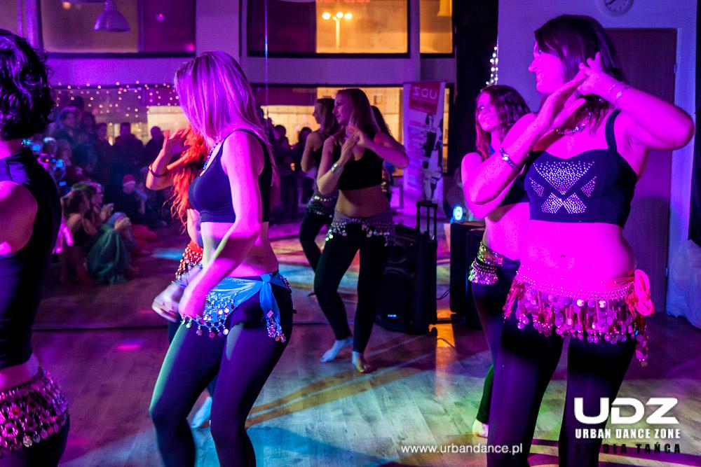 UDZ - Tańcz w Wielkim mieście! Wigilia z pokazami w UDZ! Relacja