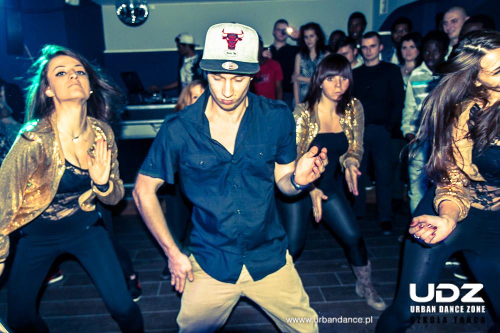 UDZ - Tańcz w Wielkim mieście! Pokaz Hip Hop, na otwarciu  Brooklyn Club