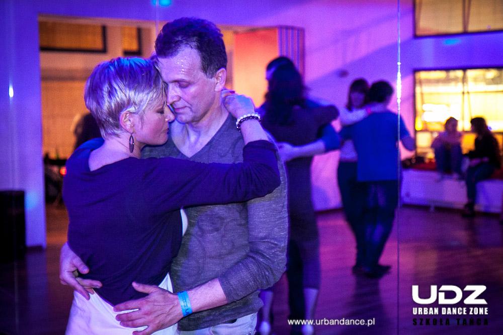 UDZ - Tańcz w Wielkim mieście! Relacja - Warsztaty Ajlowju Kizomba z Jambą 20-21.04.2013