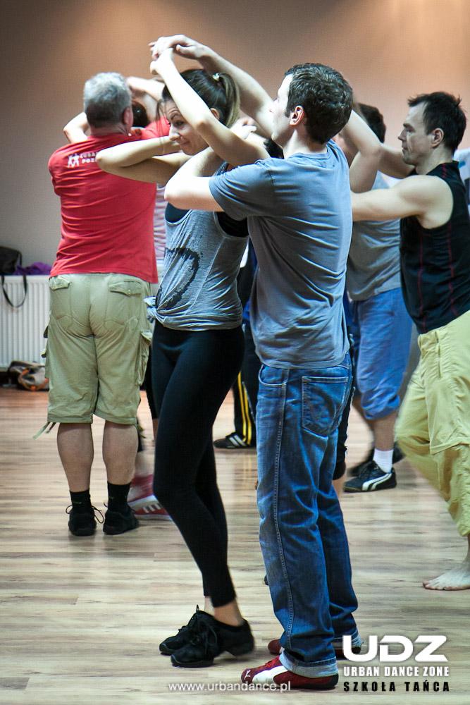 UDZ - Tańcz w Wielkim mieście! Relacja z Warsztatów z OYE i Imprezy Wspierającej Dancers 4Kids.