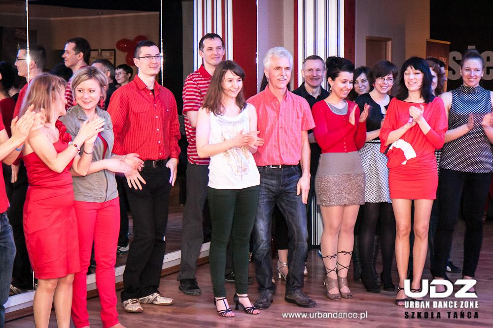 UDZ - Tańcz w Wielkim mieście! Relacja z Walentynek w UDZ