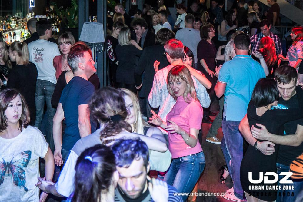 UDZ - Tańcz w Wielkim mieście! Impreza Bailandówka w Scenografii 2015-02-17
