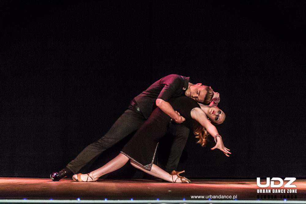 UDZ - Tańcz w Wielkim mieście! Spektakl Żywioły