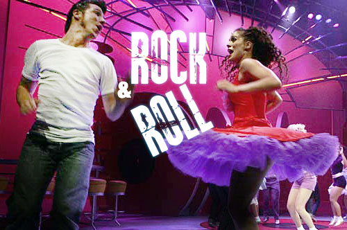 rock and roll urban dance zone